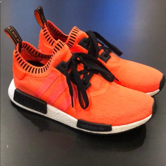 adidas Shoes | Adidas Nmd R Orange